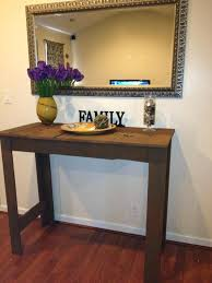 skinny entryway table. Skinny Entryway Table Small Lamp