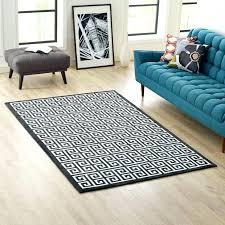 greek key area rug key area rug key area rug in black and white key area