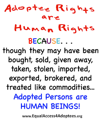 Adoption Quotes Beauteous FAMILY PRESERVATION Not Adoption Separaration Adoptee Rights Are
