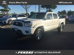 2015 Used Toyota Tacoma 2WD Double Cab V6 AT PreRunner at Kearny ...