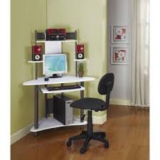 White computer desk Slim Furniture Best White Computer Desk And Chair Set For Visual Hunt 50 Computer Desk For Small Spaces Up To 70 Off Visual Hunt