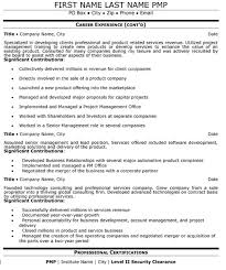 Auto Service Manager Resumes Senior Manager Resume Sample Template