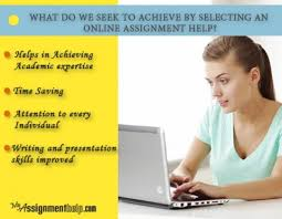 selecting online assignment help what how and why achievements of selecting online assignment help or assistance
