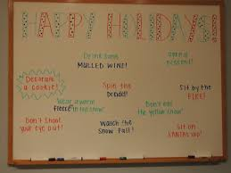 fun ideas for the office. Fun Office Ideas - Holiday Whiteboard! #officeideas #worklife #funattheoffice For The