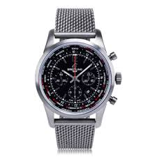 breitling for bentley watches the watch gallery breitling transocean black automatic mens watch mb0510u6 bc80 159m