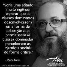Resultado de imagem para PAULO FREIRE
