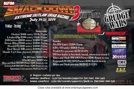 Event Flier Rpm Magazine Smackdown3 Event Flier Ontario Grudge Wars