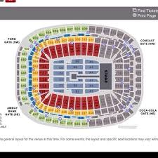 Amsoil Arena Seating Chart Pin On 1d Group Board