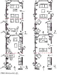 Apartments:Appealing How Arrange Furniture Long Narrow Living Room Layout  Inviting Small Set Up With