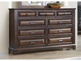 Liberty Furniture Bedroom Dresser and Mirror 258 BR DM Valley