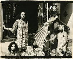 Stella Shapiro, Colette Mimram, Devon Wilson and Betty Davis (with ...
