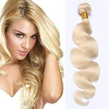 Riya Hair Extension Human Hair Blonde