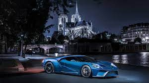 Ford Gt Supercar Phone Wallpapers ...