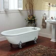the monarch inch acrylic bathtub 66 x 32 bathtubs alcove