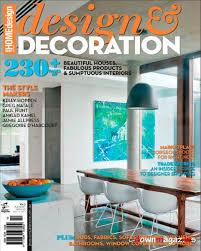Design And Decoration Magazine