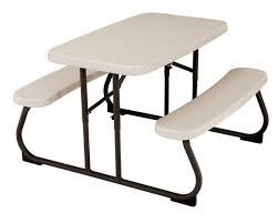 Camping Folding Table And Chairs Set Nice Folding Table This Space Saving Folding Table Is Perfect For