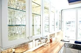 kitchen glass cabinet doors replacement where to glass for cabinet doors kitchen design elegant beveled