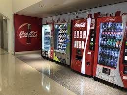 Vending Machines Fort Worth Awesome Photos For Dallas Fort Worth International Airport DFW Yelp