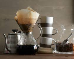 the standard measure for brewing coffee of proper strength is 2 level tablespoons per 6 ounce cup or about 2 3 4 tablespoons per 8 ounce cup