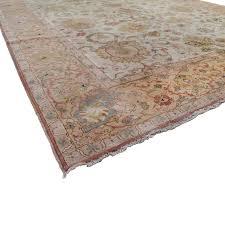 beige taupe pastel oriental rug nyc
