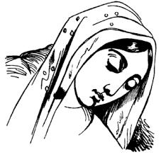Coiffures De Femmes Du Vième Au Xvème Siècle Lesprit
