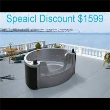 popular outdoor 2 person spa pool two person hot tub jacuzzi