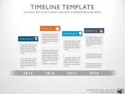 Timeline Template For Powerpoint. Great Project Management Tools To ...
