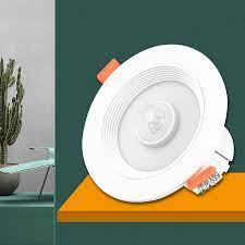PIR Cảm Ứng Chuyển Động Đèn Led Âm Trần Downlight Đèn Đèn Âm Trần Chiếu 20W  15W 10W 5W Phòng Tắm nhà Bếp Nội Thất|Đèn LED Tường Trong Nhà