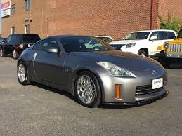 2018 nissan 350z. perfect nissan nice great 2007 nissan 350z enthusiast silver alloy metallic  with 137520 miles for throughout 2018 nissan 350z