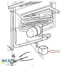 Koelkastonderdelen dometic 4000 serie koelkastonderdelen dometic dometic waeco hoofdstukken ocs recreatie
