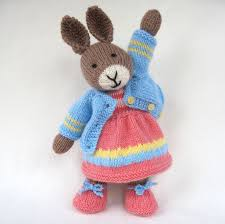 Knitting Patterns Toys