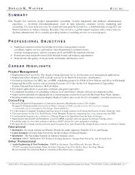 Summary For Resume Sample Entry Level It Resume Sample Resume ...