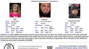 Amber Alert issued for two children in ...
