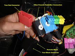 wiring harness for porsche radio explore wiring diagram on the net • radio wiring for 2001 tt w nav 6speedonline porsche forum and rh 6speedonline com club car wiring harness porsche 914 wiring harness