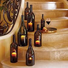 Wine Bottles Decoration Ideas The creative use of old wine bottlesWine Bottles decoration ideas 51