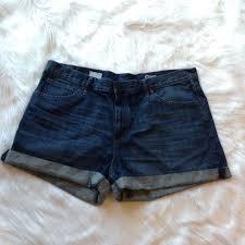Gap Plus Size Chart 1day Sale Gap Plus Size Sexy Bf Shorts