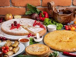 """Кафе """"<b>Жар</b>-<b>Птица</b>"""", доставка осетинских пирогов в Санкт ..."""