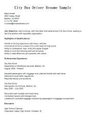 sample resume of driver job truck driver job description for resume garbage  truck driver resume sample