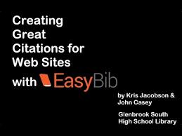 Detail for   EasyBib com Research Guides   Umflint edu