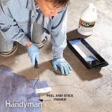 how to remove vinyl floor tiles from concrete photo tile glue