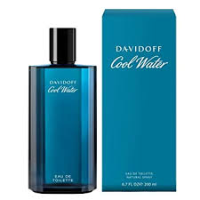 Davidoff Cool Water Edt Spray for Men, 6.7 oz: Peter ... - Amazon.com