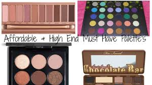 must have eye palettes for summer must have eye shadow palette high end affordable 2016 mac must have makeup