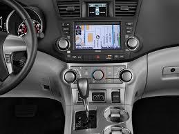 Image: 2013 Toyota Highlander FWD 4-door V6 SE (Natl) Instrument ...