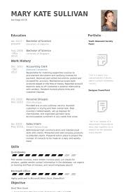 Accounting Clerk Resume samples