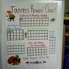 Sticker Chart Gorgeous Reward Chart For Good Behavior When My Son Does The Following