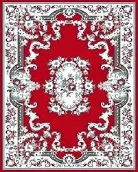 D Red And Turquoise Area Rug Related Post
