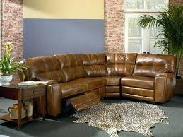rustic leather recliner interiors brown rustic leather sectional sofa with leather sectional sofa with recliner distressed