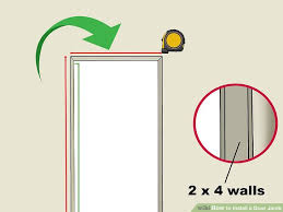 How to Install a Door Jamb 15 Steps with Pictures wikiHow