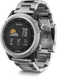 garmin fenix 3 sapphire titanium gps watch rei com