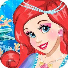 barbie makeup mermaid princess new